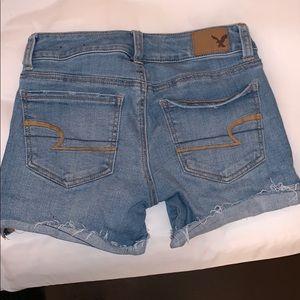 American Eagle Outfitters Shorts - American eagle midi shorts